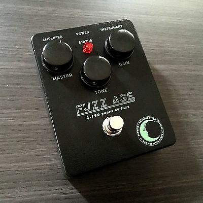 Midnight Amplification Devices - Fuzz Age Guitar Pedal