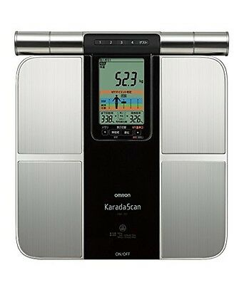 New Omron body weight body composition meter body scan HBF-701 From JP