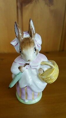 Beswick Beatrix Potter Figure ~ Mrs Rabbit  Bp2A