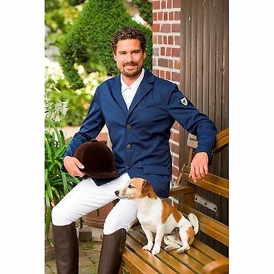 Kingston Equestrian Mens Classic Waterproof Breathable Show Competition Jacket