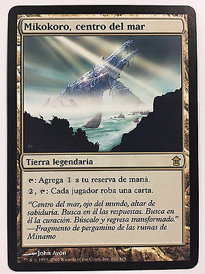 Magic The Gathering Mikokoro, Centro Del Mar