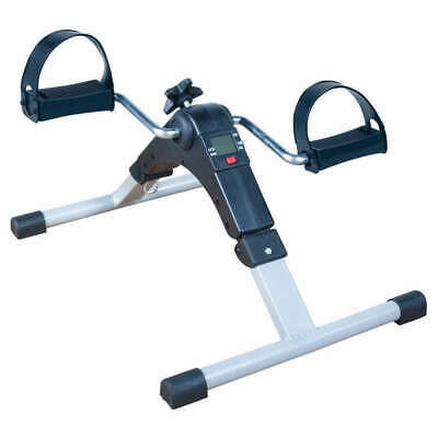 Pedal Exerciser with Digital Display, Fitness Exercise Cycle for Rehabilitation