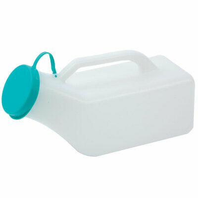 NRS Healthcare G47469 Male Urinal Bottle - 1 litre capacity