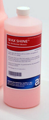 WAX SHINE- PINT For Your Denture Dental Lab Department