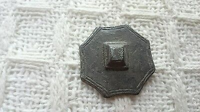 Solid Silver Roman mount high status found York area UK in the 1970s