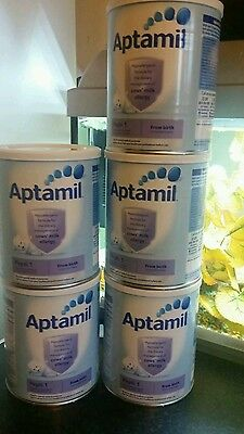 aptamil pepti stage 1 from birth 400g a tin  THIS IS FOR 1 TIN