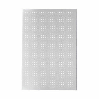 Blomus Muro Magnet Board, Large Perforated Stainless Steel Office Study Pin Up