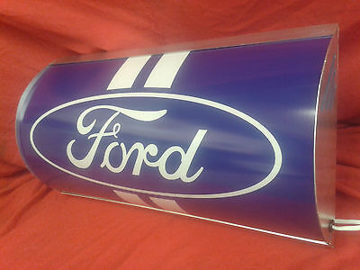 Ford,cobra,mustang,muscle,shelby,AC,garage,light up,sign,mancave,workshop