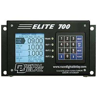 Elite 700 Delay Box - Black