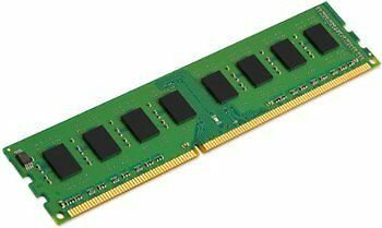 Kingston Technology ValueRAM 4GB DDR3 1333MHz Bulk