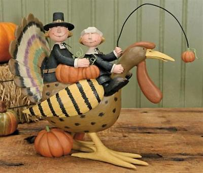 "Turkey Ride - ""Pilgrims Parade"" - Williraye -6179 - New in Box"