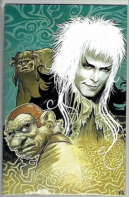 30th Anniversary Labyrinth BALTIMORE COMIC CON 2016 Exl Variant Eric Powell