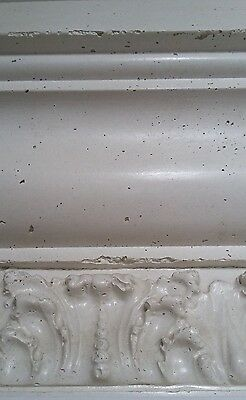 """Stone Crown Moldings, chioce of color & detail $25.00 per foot, 8 """"tall molding"""