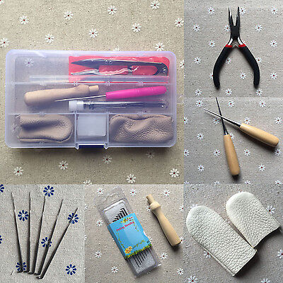 Best Needle Felting Starter Kit Wool Felt Tools Mat Needle Accessories Craft Set