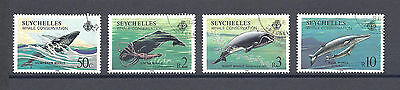 SEYCHELLES 601/4 USED Cat £12