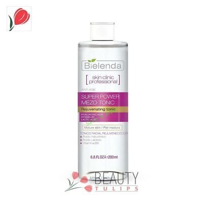 Bielenda Skin Clinic Professional Rejuvenating Super Power Face Tonic 200ml