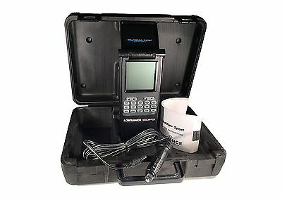 Lowrance GlobalNav Sport Hand Portable GPS. Legacy Unit, but Working & Unused