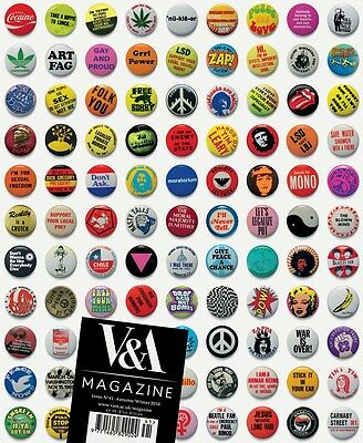 V&A Magazine A/W2015 YOU SAY YOU WANT A REVOLUTION? Records & Rebels 1966-70 NEW