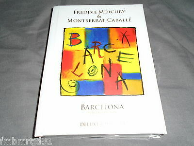 Freddie Mercury - Barcelona 2012 Deluxe Box Set (Queen, Brian May, Roger Taylor)