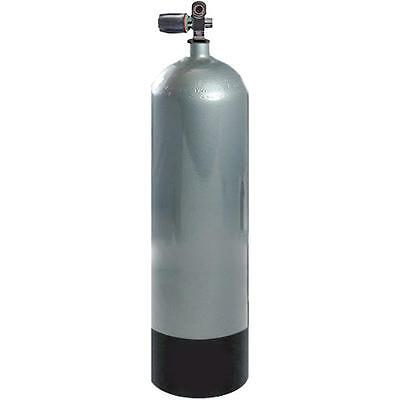 Faber Scuba Diving Steel Cylinder - 80 Cubic Feet