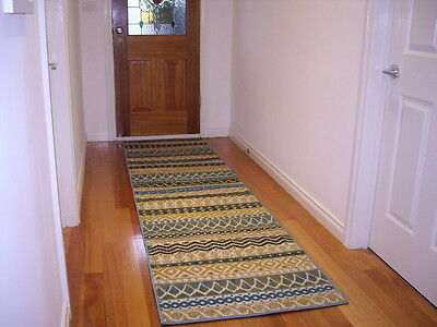 Hall Runner Rug Modern Designer 300cm Long FREE DELIVERY ON ALL MY ITEMS