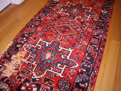 Hall Runner Rug Patterned Designer Premium Quality FREE DELIVERY ON ALL MY ITEMS