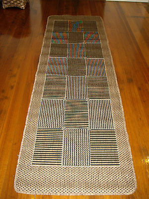 Hall Runner Rug Patterned Modern Designer 230cm Long FREE DELIVERY 22 112
