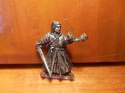 Boromir of gondor lotr sbg gw RARE OOP warhammer games workshop hobbit