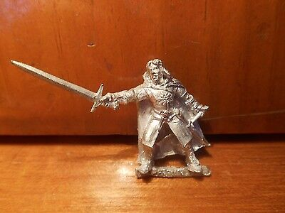 Faramir incomplete/broken lotr sbg games workshop lord of the rings gw hobbit