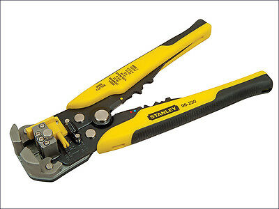 Stanley STA096230 FatMax Auto Wire Stripping Electricians Plier FMHT0-96230 New