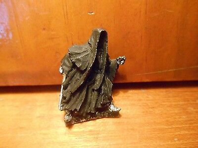 Ringwraith Nazgul lotr sbg gw RARE OOP warhammer games workshop hobbit black