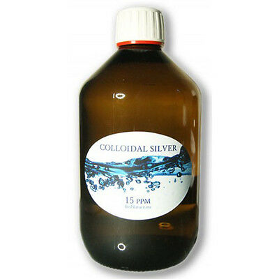 Argent Colloidal 15PPM 1 Litre BioNature