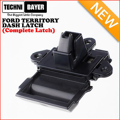 Ford Territory Top Dash Lid Compartment Latch Clip Broken Fix for Ghia/SY/SX/TX