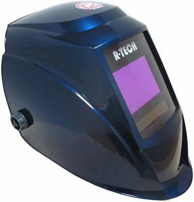 Welding Mask Automatic, R-Tech Speedmaster XL - with grinding mode