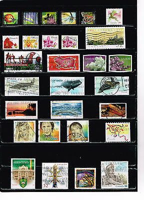 Canada   Used   Stamps---2007