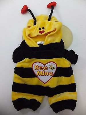 Bumble Bee Mine 2 Piece Outfit Build A Bear