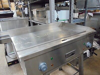 Commercial Catering New electric Double Griddle - K3964