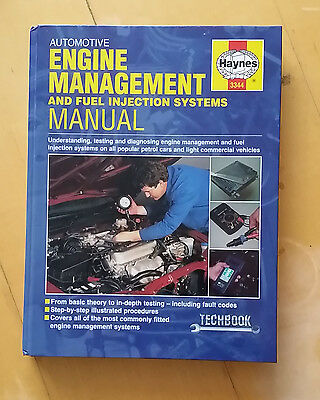 Haynes Automotive Engine Management And Fuel Injection Systems Manual