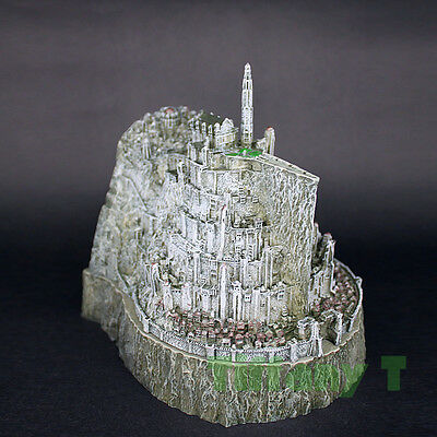 Lord of The Rings Minas Tirith Capital of Gondor Ashtray Model Statue Figure