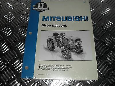 Mitsubishi Shop Manual