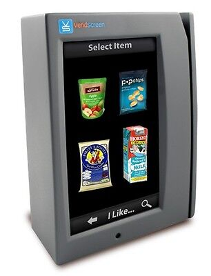 Vending Machine Touchscreen Credit Card Readers USATech compatible