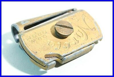 Norola, Anspitzer Bleistiftanspitzer, cast iron pencil sharpener