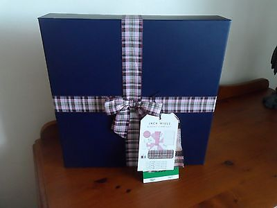 Jack Wills Blanket Scarf Gift Set New In A Beautiful Presentation Box