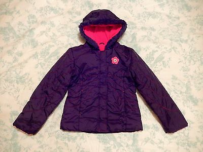 MOTHERCARE Girls Winter Jacket age 9-10 years