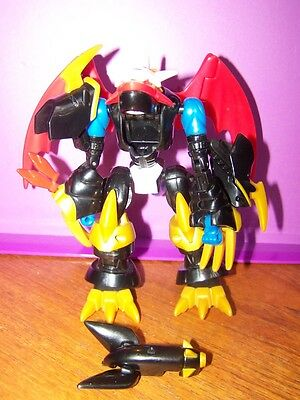 DIGIMON Manga Anime Toy IMPERIALMON 6inch figure, VERY