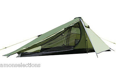Yellowstone 1 Person Man Backpacking Tent Travel Camping Hiking Outdoor Shelter