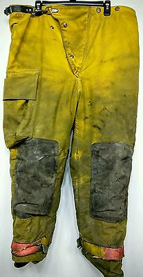 Globe Firefighter Bunker Turnout Pants Liner Size 42x28 Prepper Safety PPE