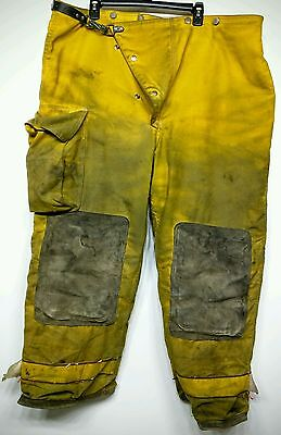 Globe Firefighter Bunker Turnout Pants Liner Size 44x28 Prepper Safety PPE