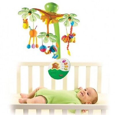 Tiny Love - Sweet island dreams mobile - Baby & infant nursery musical mobile