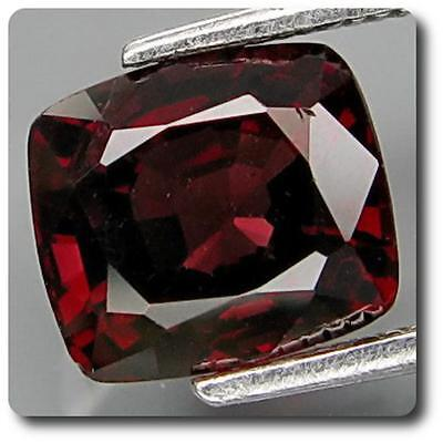 SPINEL Red. 1.93 cts . VS. Tanzania, Africa . With Certificate